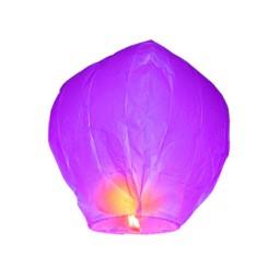 Lampion violet