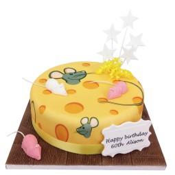Tort Cascaval