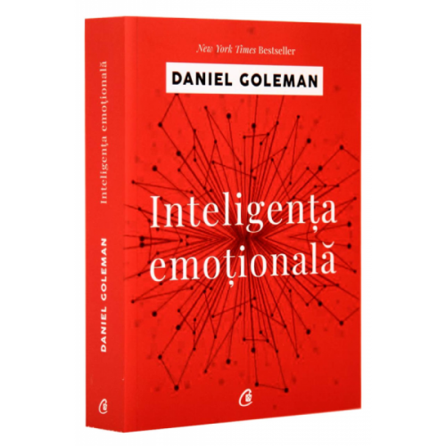 """Cartea """"Inteligență emoțională"""""""