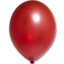 Balon roșu cromat