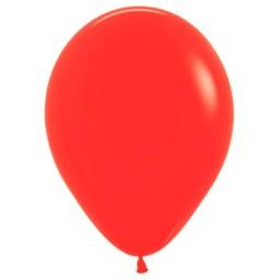 Balon rosu cu heliu