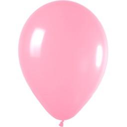 Balon roz cu heliu