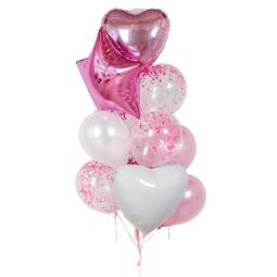 Compozitie din baloane cu heliu Nr.24
