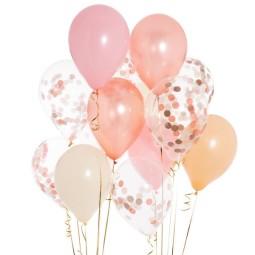 Compozitie din baloane cu heliu Nr.25