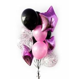 Compozitie din baloane cu heliu Nr.26