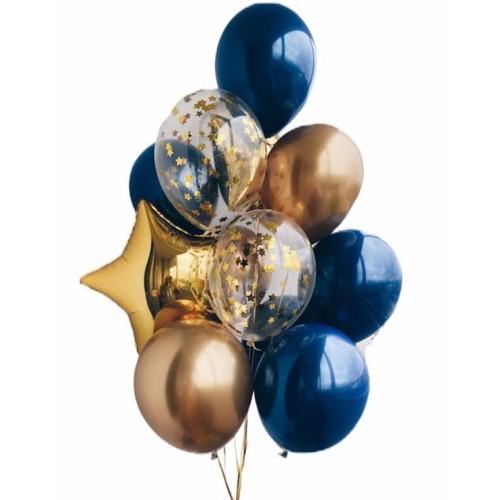 Compoziție din baloane cu heliu Nr.4