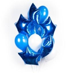 Compoziție din baloane cu heliu Nr.9
