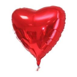 Balon cu heliu inima