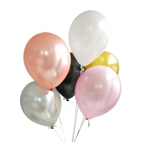 Set 5 baloane multicolore