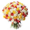 101 Trandafiri Mix